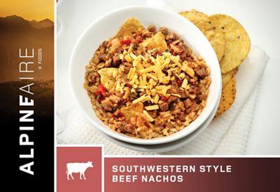AlpineAire Southwestern Style Beef Nachos