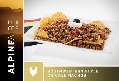 AlpineAire Southwestern Style Chicken Nachos