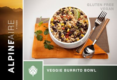 AlpineAire Vegetarian Burrito Bowl