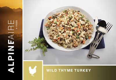 AlpineAire Wild Thyme Turkey