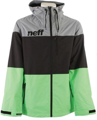 Neff Trifecta Snowboard Jacket - Men's