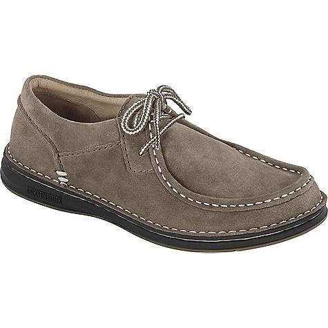 Birkenstock Men's Pasadena Shoe Taupe Suede