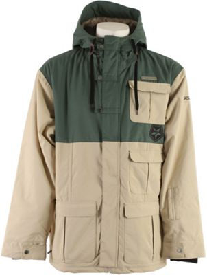 Sessions Landing Snowboard Jacket - Men's