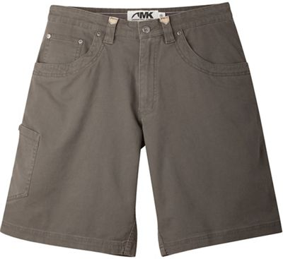 Mountain Khakis Men's Camber 107 Canvas Short - 11 Inch Inseam