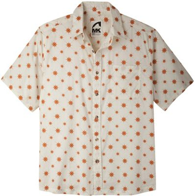 Mountain Khakis Men's Compass Signature Print Shirt