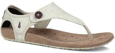 Ahnu Women's Serena Metallic Vegan Sandal
