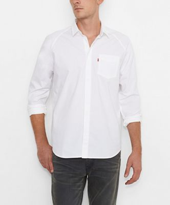 Levi's Men's Commuter LS Raglan Shirt
