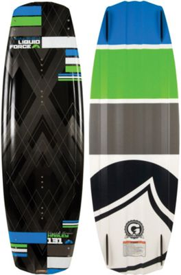 Liquid Force Harley Grind Wakeboard 131 - Men's