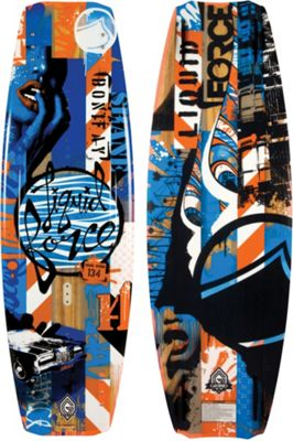 Liquid Force Shane Hybrid Wakeboard 134 - Men's