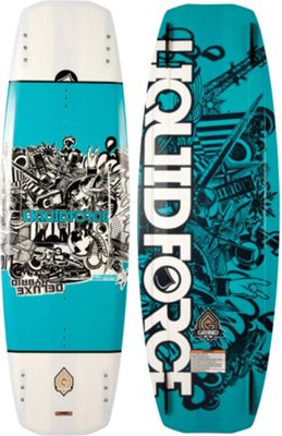 Liquid Force Deluxe Wakeboard 140 - Men's
