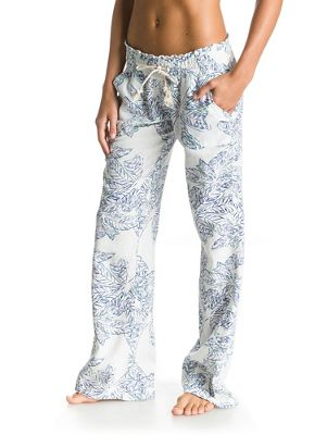 Roxy Women's Oceanside Pant Print