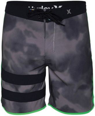 Hurley Phantom Block Party Tie Dye Boardshorts - Men's
