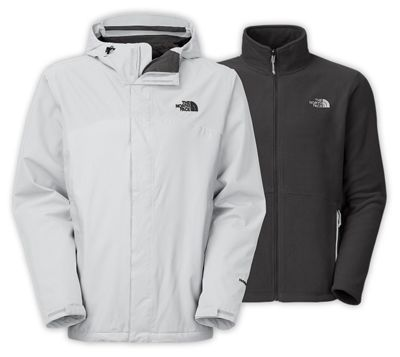 The North Face Men's Anden Triclimate Jacket