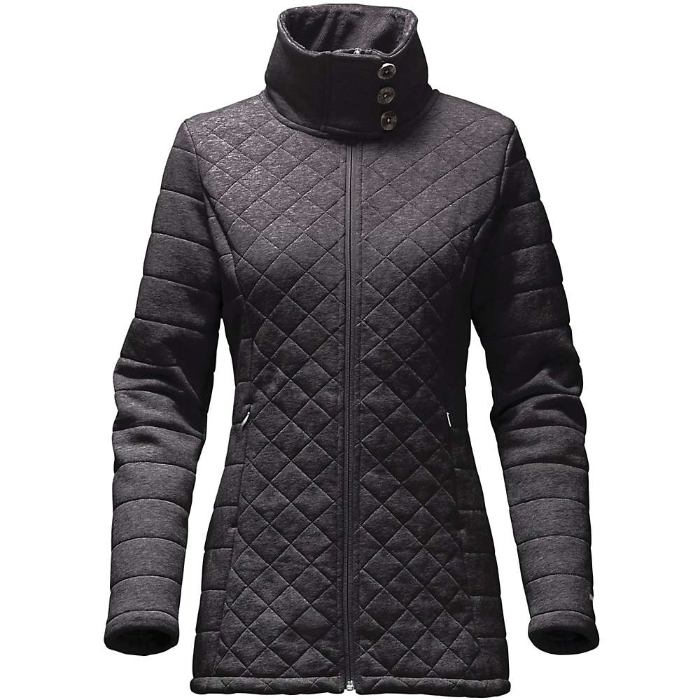 The North Face Women's Caroluna Jacket - Large - TNF Dark Grey Heather