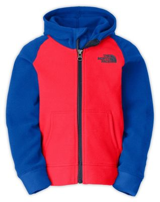 The North Face Toddler Boys' Glacier Full Zip Hoodie