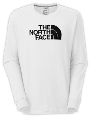 The North Face Men's Half Dome Logo LS Tee