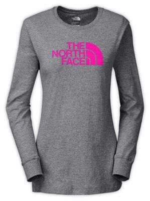 The North Face Women's Half Dome LS Tee