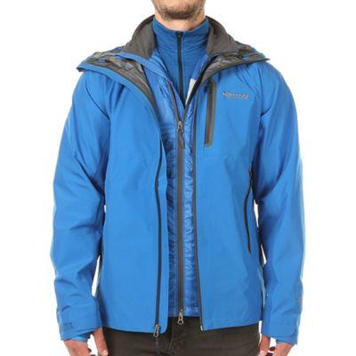 Marmot Men's Winter Jacket Setup