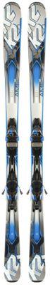 K2 Amp 76 TI Skis w/ Marker M3 12 Bindings - Men's