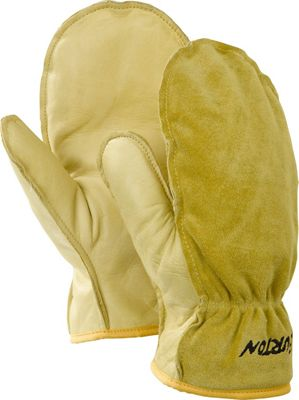 Burton Work Horse Leather Mittens - Men's