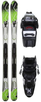 K2 A.M.P. Photon Skis w/ Marker M3 10.0 Demo Bindings - Men's