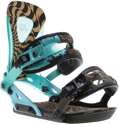 Ride Revolt Snowboard Bindings - Men's
