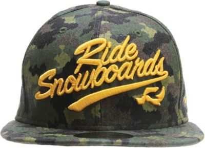 Ride Camo New Era Cap - Men's