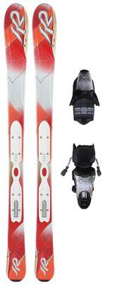 K2 Pure Skis w/ Marker Erp 10.0 Bindings - Women's