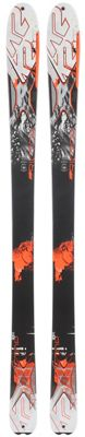 K2 AMP Rictor 90XTi Skis - Men's