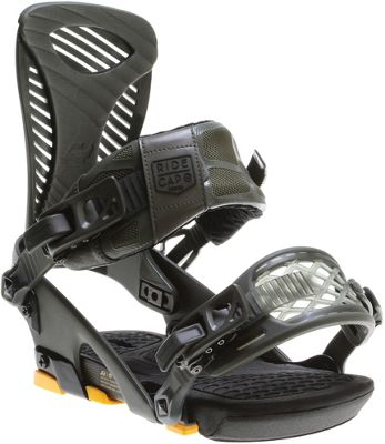 Ride Capo Snowboard Bindings - Men's