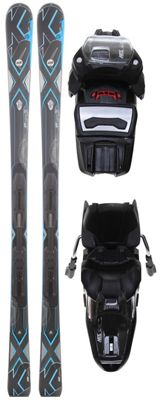 K2 A.M.P. Velocity Skis w/ Marker M3 11.0 Bindings - Men's
