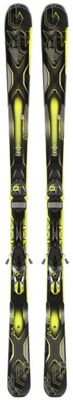 K2 Amp 80X Skis w/ Marker M3 12 TC Bindings - Men's