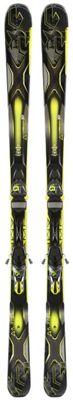 K2 Amp 80X Skis w/ Marker M3 12 TC Bindings - Men's