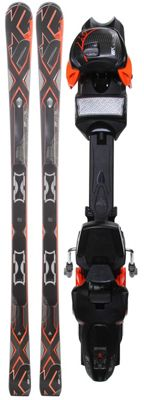 K2 A.M.P. Bolt Skis w/ Marker Mx 14.0 Bindings - Men's