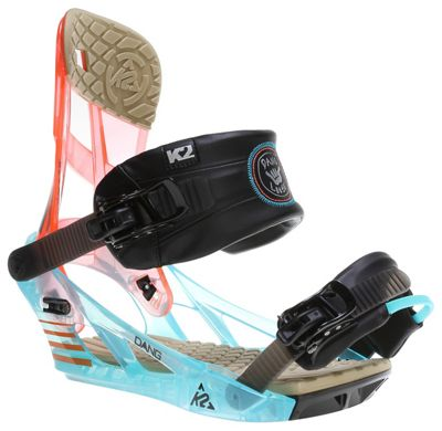 K2 Hurrithane Snowboard Bindings - Men's