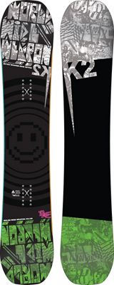 K2 WWW Rocker Wide Snowboard 148 - Men's