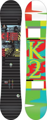 K2 Lifelike Snowboard 149 - Men's