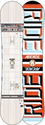 Ride Arcade UL Snowboard 151 - Men's