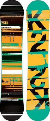 K2 Playback Wide Snowboard 153 - Men's