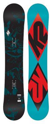 K2 Standard Snowboard 155 - Men's
