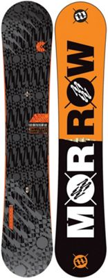 Morrow Clutch Snowboard 155 - Men's