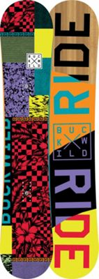 Ride Buck Wild Snowboard 155 - Men's