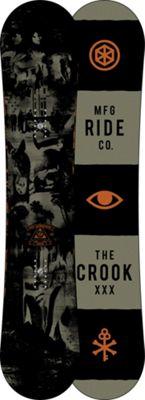 Ride Crook Snowboard 155 - Men's