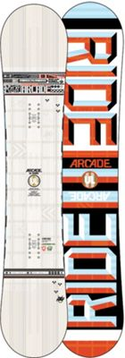 Ride Arcade UL Snowboard 157 - Men's