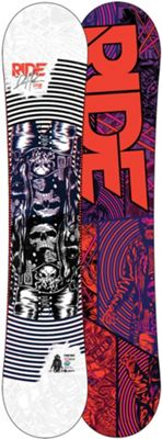 Ride DH2 Wide Snowboard 157 - Men's