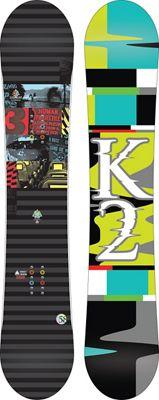 K2 Lifelike Snowboard 158 - Men's