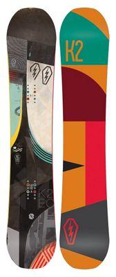 K2 Turbo Dream Wide Snowboard 160 - Men's