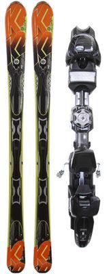 K2 A.M.P. Impact Skis w/ Marker MX 12.0 Demo Bindings - Men's