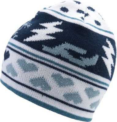 Ride Pattern Reversible Beanie - Men's