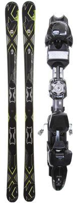 K2 A.M.P. Charger Skis w/ MX 12.0 Demo Bindings - Men's